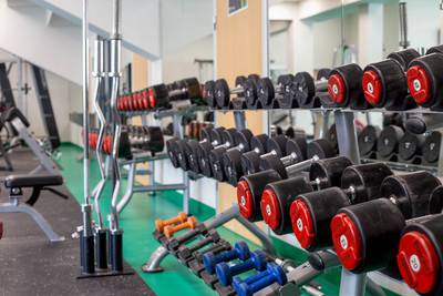 Gimnasioa (fitness)